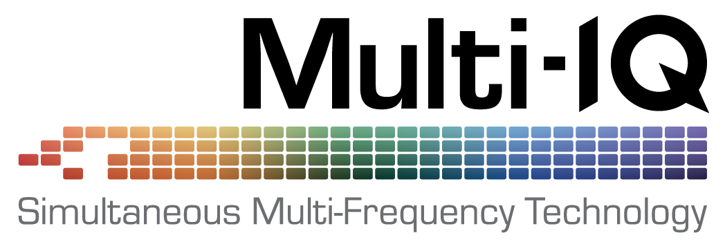 Multi IQ Technology Logo Spectrum Tagline Colour